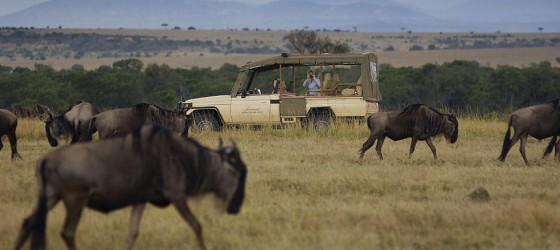 Fairmont Mara Safari Club